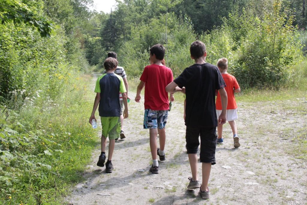Jeunes en marche